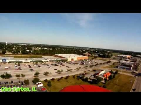 Glen Carbon IL, Fly over