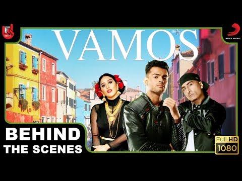 Vamos - Behind The Scenes | Badal | Dr Zeus | Raja Kumari | Seerat Kapoor | DirectorGifty