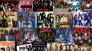 Lagu-Lagu Melayu Rock Kapak Zaman 80an-90an (VOL 1)