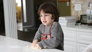 Մանկական Խոհանոց #7 - Պիցցա - Գաթա - Kids Cooking Classes - Heghineh Cooking Show in Armenian