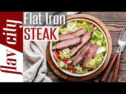 Juicy Steak Salad With Lemon Horseradish Vinaigrette