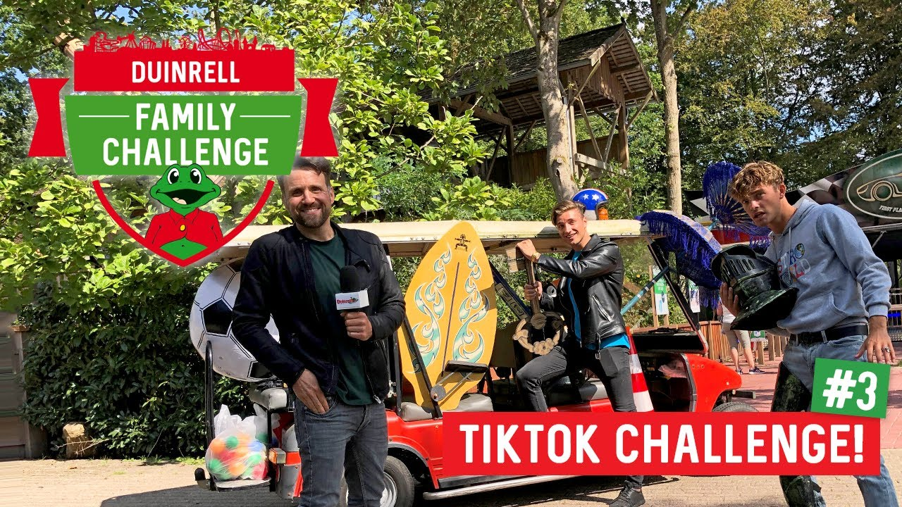 TikTok Challenge #3 | Glen Fontein en Thomass Messina