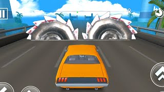 DEADLY RACE #17 Dodge Car Bumps Challenge 3d Gameplay Android IOS