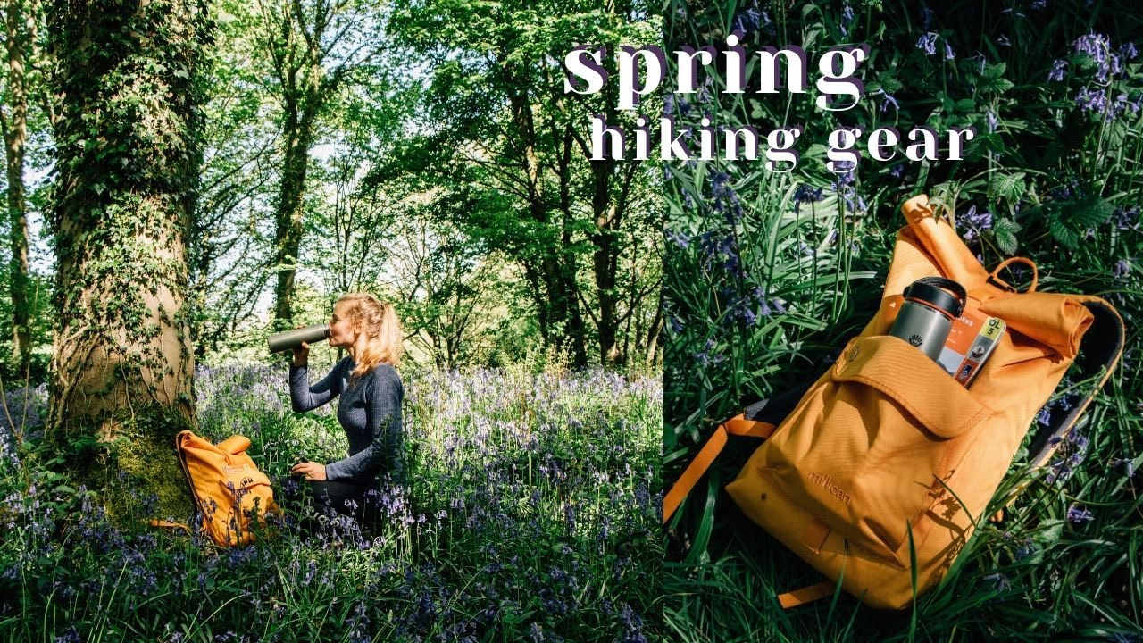Spring Hiking Gear for Women