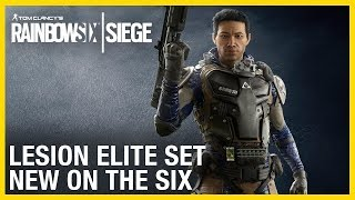 Rainbow Six Siege: Lesion Elite Set - New on the Six | Ubisoft [NA]