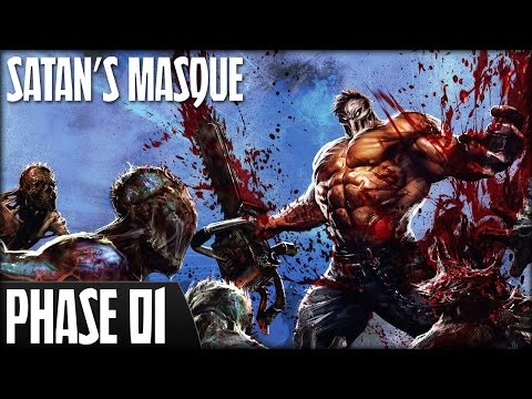 Splatterhouse (PS3) - Phase 1: Satan's Masque