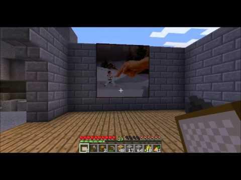 slaapkamer bouwen - minecraft gameplay 10 - youtube, Deco ideeën