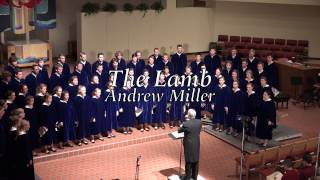 The Concordia Choir - The Tyger & The Lamb - Andrew Miller