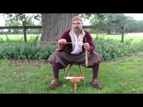 Why Medieval crossbow bolts were fletched with wood