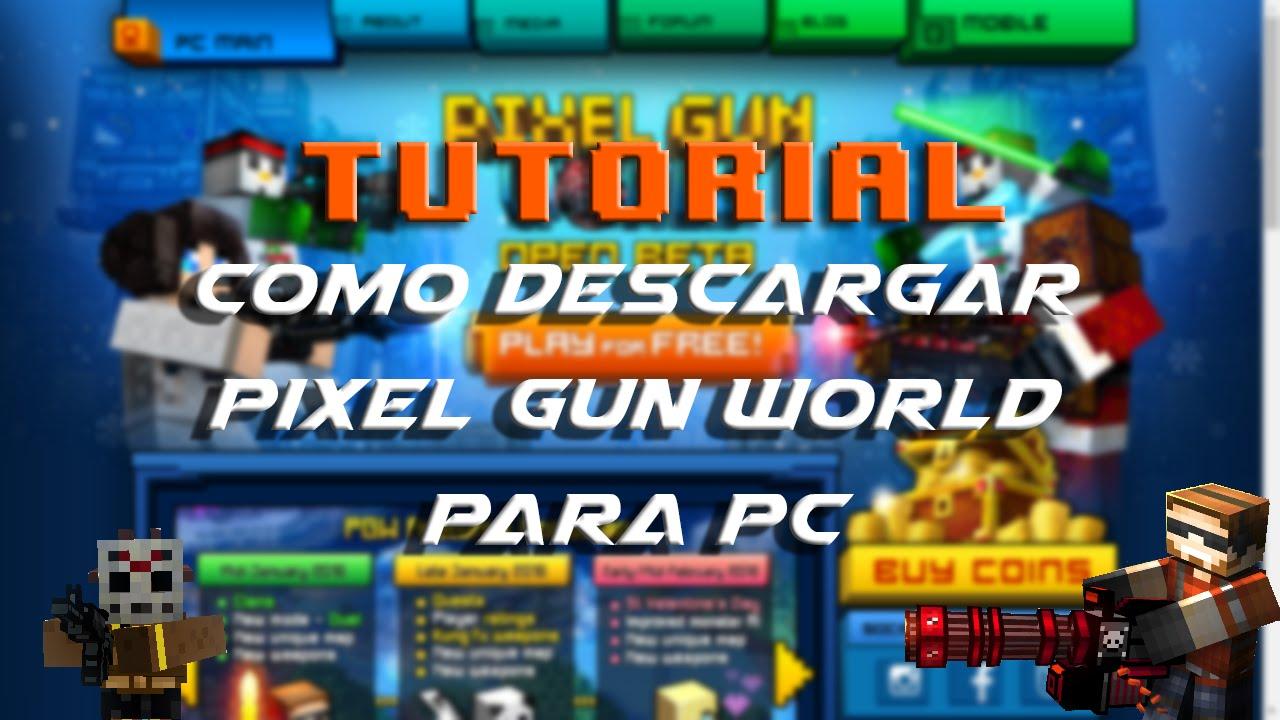 Pixel Gun 3D – Multiplayer Shooter