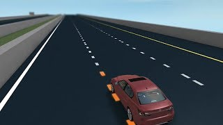 ROBLOX | Lane Departure Alert Demonstration