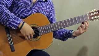 Tự học Guitar Cổ điển 1 - 02. Ký hiệu ngón tay