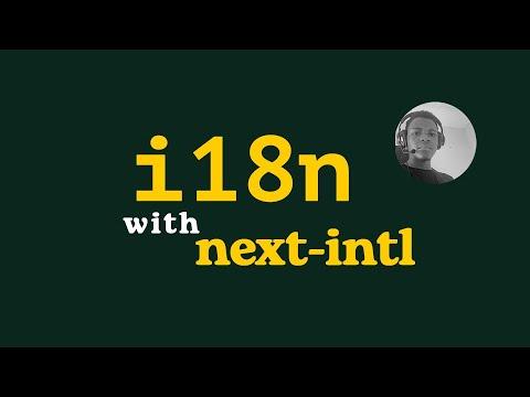 Download Internationalization (i18n) in NextJS apps using next-intl