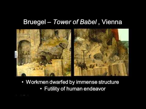 ARTH 4007 Pieter Bruegel (Brueghel) the Elder - Part 1