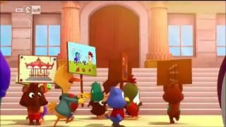 CALIMERO - La Magia dei Fiori (Cartoni Animati per Bambini)