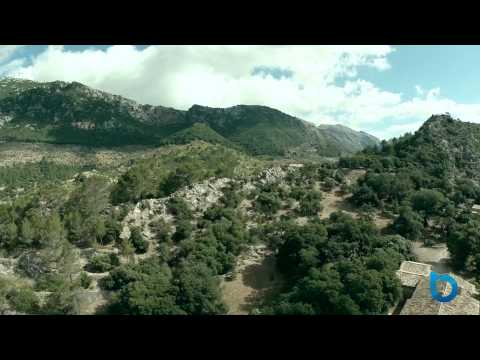 Mallorca - From the air (Orient)