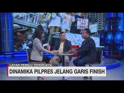 Layar Pemilu Tepercaya: Dinamika Pilpres Jelang Garis Finish
