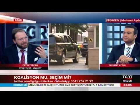 AK Parti Seçmeni CHP İle Koalisyonu İstemiyor!