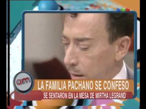 La familia Pachano se confesó - AM