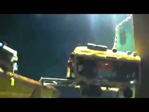 Demonstration of the Pan-Tilt-Zoom (PTZ) version of viewtooth® subsea wireless camera