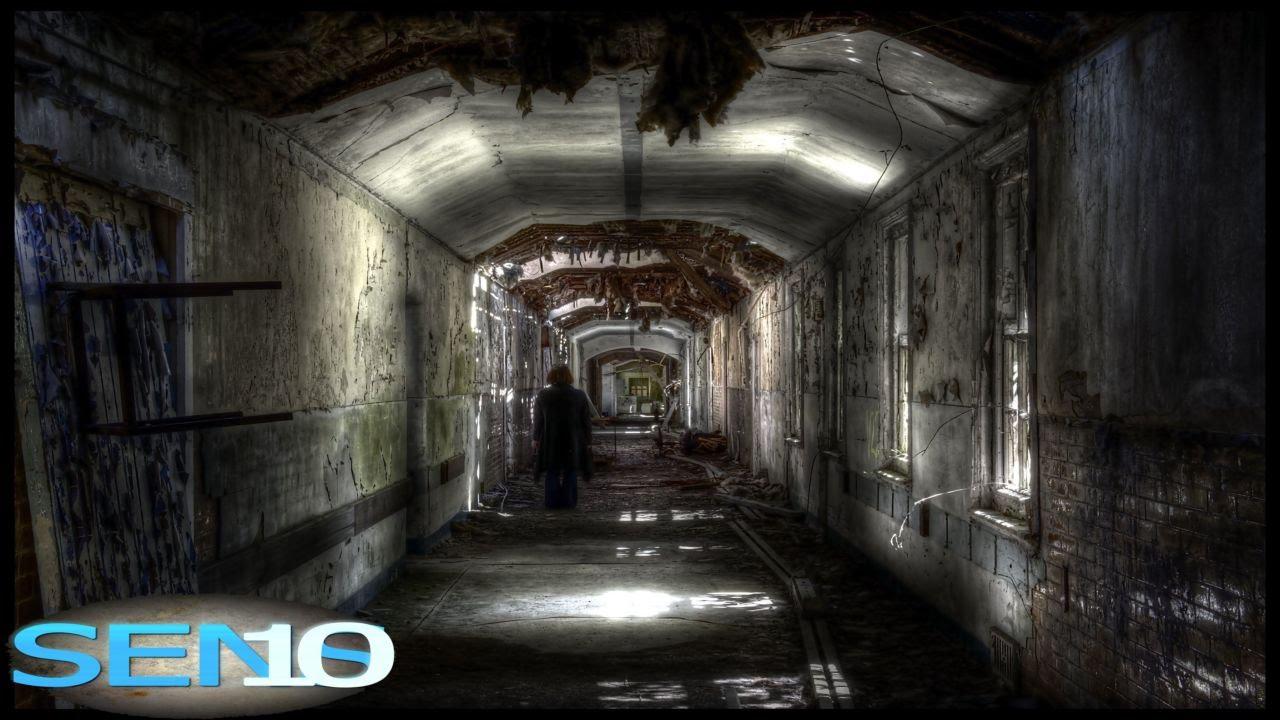 Image Gallery horrifying abandoned places
