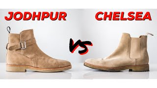 CHELSEA vs JODHPUR | What Boots to Buy | Parker York Smith