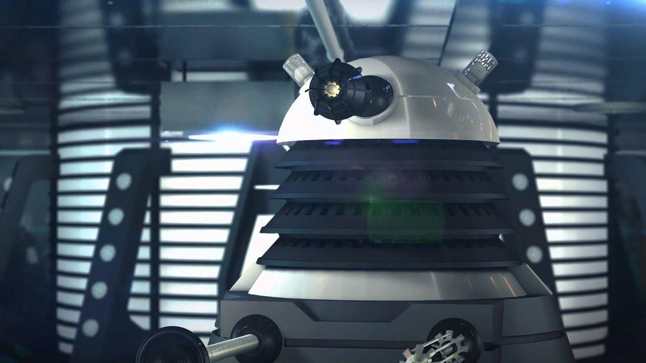 Dalek Time Travel Technology