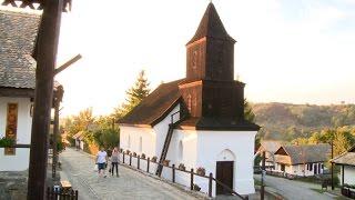 HOLLÓKŐ az élő falu