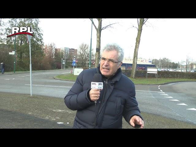 Vanaf half juli 2021 twee richtingverkeer mogelijk over Oostdam tot aan einde project