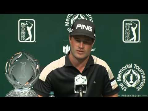 David Lingmerth happy to join list of PGA Tour winners