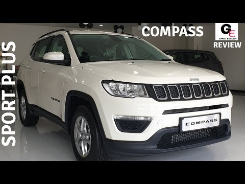 2019 Jeep Compass Sport Plus 🔥🔥   Detailed Review   Features   Specs   Price !!!!