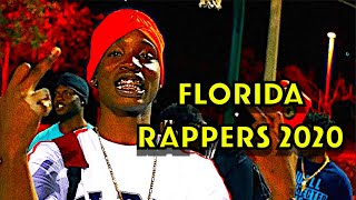 BEST NEW FLORIDA RAPPERS 2020