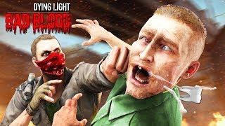 ВЫБИЛ ЗУБЫ и ВЗЯЛ ТОП-1 ПРОТИВ СЕКРЕТНОГО ЮТУБЕРА В ПАРКУРЕ ПРОТИВ ЗОМБИ в Dying Light: Bad Blood