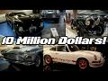 10 MILLONES DE DOLARES EN AUTOS CLASICOS EN COLOMBIA, 28' Bentley LeMans, 73' Carrera RS y mas!