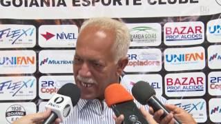 Gestor de Futebol do Goiânia, Raimundo Queiroz fica indignado com torcedores do Galo