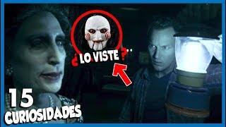 15 Curiosidades de La noche del demonio (Insidious) thumbnail