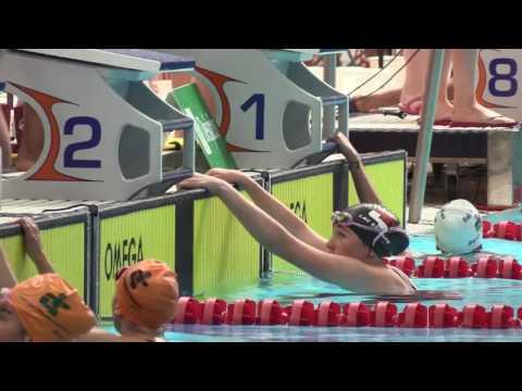 Jeux du Québec 2016 - natation - 19 juillet 2016 AM