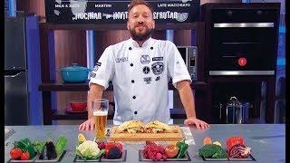 "Cucinare TV – ""Calzone mediterráneo"""