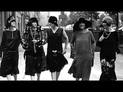 The Changing Role of Women - 1920s