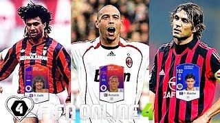 """FIFA ONLINE 4: BUILD & TEST DÀN TEAM """" AC Milan 100 Tỷ """" ĐẸP NHẤT NHÌ SERVER - ShopTayCam.com"""
