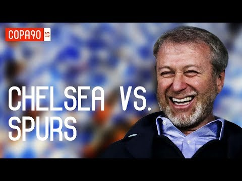 Why Roman Abramovich Chose Chelsea Over Spurs