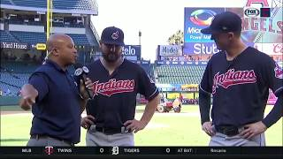 Andre gives Cleveland Indians bullpen spotlight after terrific staff outing vs. Angels