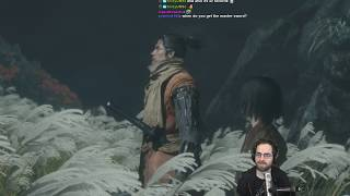 Sekiro Item/Enemy Randomizer Run (Pt. 1)