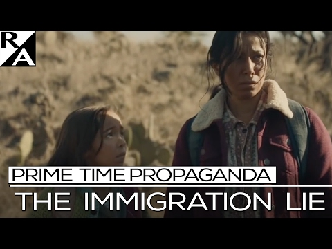 RIGHT ANGLE: THE IMMIGRATION LIE