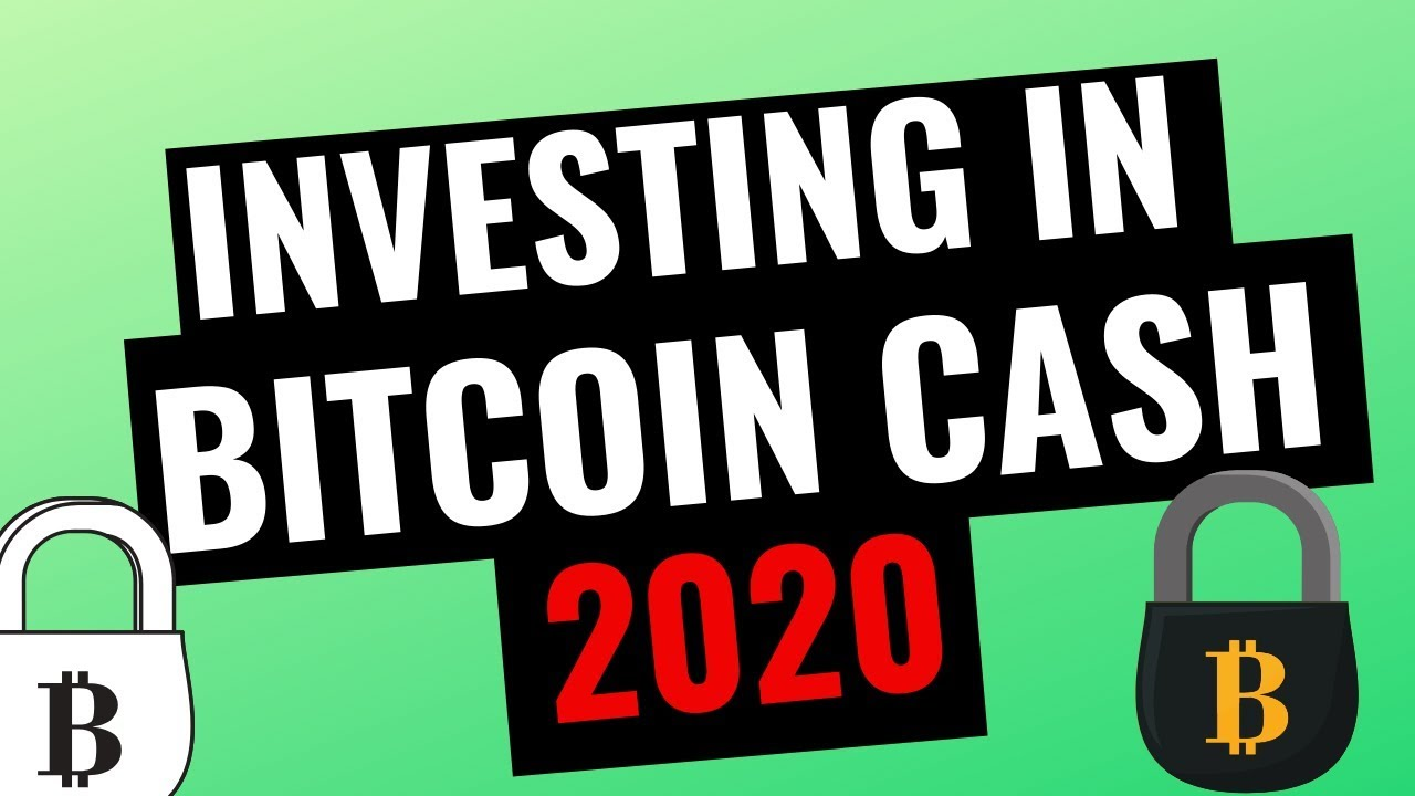 should i invest in bitcoin cash