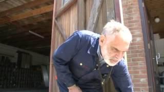 Blinde garagehouder is stugge doorzetter