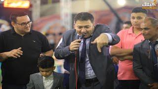 حرب المحاورات الجميلة بين الفنان نعمان واكرم قعوار مهرجان العريس سليم صائب (علار) 2020