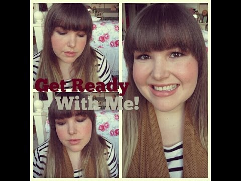 Get Ready with Me: A Lot of Clinique & new Revlon blush