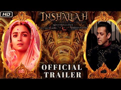 Inshaallah Movie Sure Shot Biggest Blockbuster》Salman Khan-Alia Bhatt》Sanjay Leela Bhansali