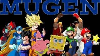 Mugen Tag Tournament Round 1!